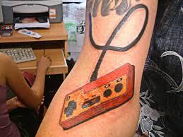joystick u0026 pacman tattoo ampbkk