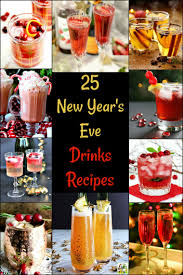 Punch Our Favorite Martini Recipes 25 New Year S Drinks Recipes For Your This Cooks