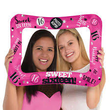 Sweet 16 Photo Album Personalised 16th Birthday Photo Album Ebay