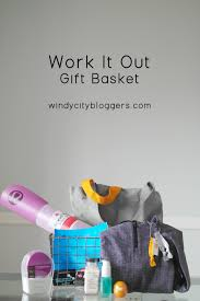 fitness gift basket wcbc gift basket giveaways