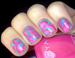 91 best marble saran swirl nail designs images on pinterest