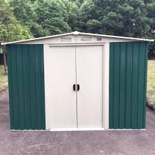 gym equipment outdoor storage shed 10 u0027 x 8 u0027 building