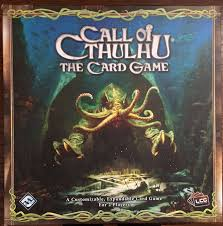 Expandable Game Call Of Cthulhu The Card Game Core Set Games Fantasy Flight
