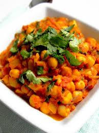 cuisiner pois chiches curry de pois chiches à l indienne une plume dans la cuisine