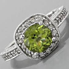 peridot engagement rings fay cullen archives rings antique peridot engagement ring