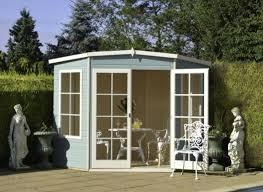 Summer Houses For Garden - 17 best summerhouse images on pinterest summer houses corner