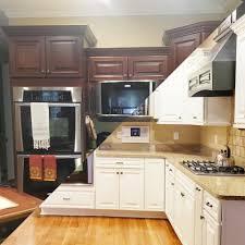 vintage kitchen cabinet makeover general finishes on kitchen cabinet makeover in