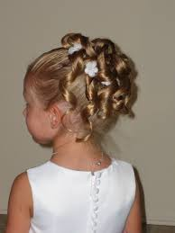 photo wedding hairstyle for children easy wedding hairstyles for