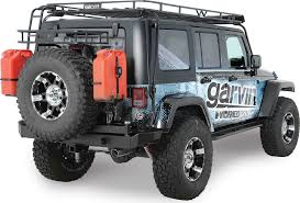 jeep rear bumper the new g2 series can holders bolt directly on to your garvin g2