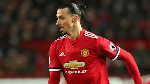 Zlatan Ibrahimovic Manchester United Team News Zlatan Ibrahimovic Starts As Captain