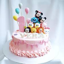 cake designs 13 tsum tsum cake designs you can order in singapore recommend