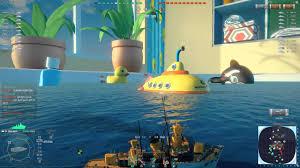 Bathtub Battleship World Of Warships Jacuzzi Bathtub Combat April Fool U0027s 2016 Youtube