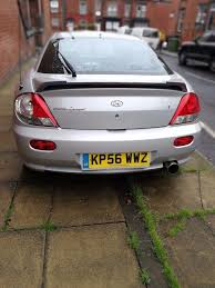 hyundai coupe 2006 manual for sale 800 ono in beeston west
