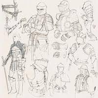 artstation sketching figures jennifer wuestling