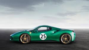 ferrari j50 price ferrari 488 spider u0027green jewel u0027 sells for a whopping 1 3m update