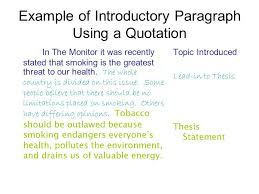how to write a introduction paragraph for an essay writing an introductory paragraph ppt