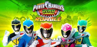 amazon power rangers dino charge rumble appstore android