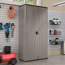 tall garage storage cabinets suncast deck storage cabinet http divulgamaisweb com pinterest