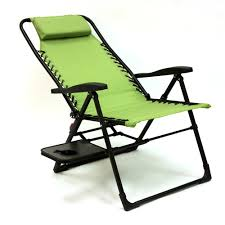 Anti Gravity Lounge Chair Companion Sunbrella Anti Gravity Chair With Side Table In Green