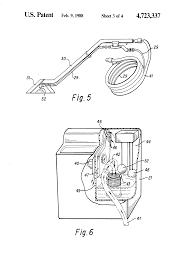 Larry Lint Carpeting by Patent Us4723337 High Pressure Carpet Or Rug Cleaning Apparatus