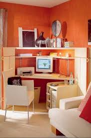 orange home and decor warm color in living room design amazing natural home design