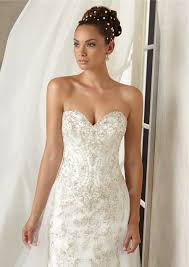 beaded wedding dresses vintage mermaid sweetheart tulle lace beaded wedding dress with