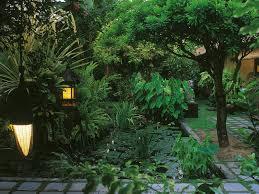 Balinese Garden Design Ideas Small Balinese Garden Design Ideas Tropical Landscaping Design