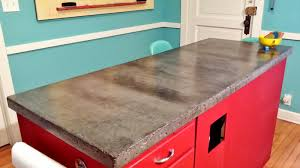 bathroom paint kitchen island with cozy quikrete countertop mix