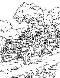 military jeep coloring page jeep coloring page army tank coloring page military parade coloring