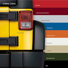 rubicon jeep colors 2016 colors offered in canada jeep wrangler forum