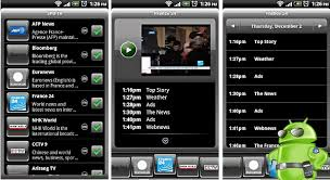 free tv apps for android phones android apps that will turn your android into a tv