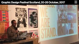 studio stand award winning graphic design glasgow scotland