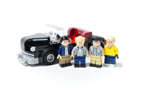lego ford set lego ideas bttf biff tannen u0027s ford