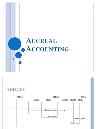accrual accounting accrual balance sheet