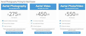 videographer prices 7 ideas on how to price and package your drone photography