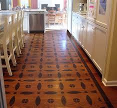 Wood Floor In Powder Room - kitchens powder rooms painted wood floor