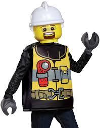 lego ninjago halloween costume kids lego firefighter costume costume craze