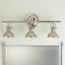 bathroom light fixture with outlet old mobile
