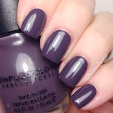 sinful colors mauvelous nail polishes i own pinterest sinful