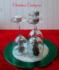 simple centerpieces how to make a simple tree christmas centerpiece simply