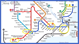 istanbul metro map istanbul metro map map travel vacations