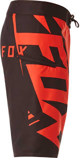 fox motocross suit fox racing motion fracture board shorts mens bathing suit swim
