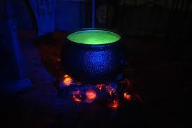 how to burning coals mr jingles u0027 halloween haunts