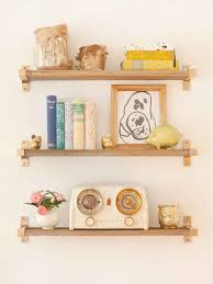 Wood Shelf Support Designs by Best 25 Ikea Shelf Brackets Ideas On Pinterest Ikea Wall