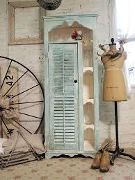Shabby Chic Shutters by 9 Best Shutter Door Cupboard Images On Pinterest Shutter Doors