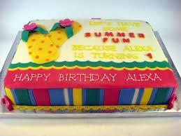 birthday cake for summer image inspiration of cake and birthday