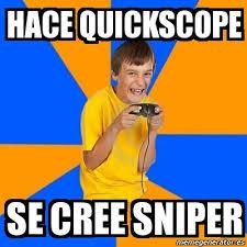 Quickscope Meme - quickscope meme 28 images meme willy wonka tu primer quickscope
