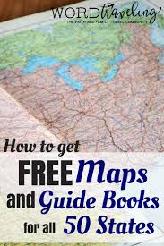 travel guides books free maps and travel guides of all 50 states the ultimate