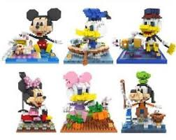 loz diamond blocks 6 styles disney mickey loz diamond blocks iblock mini building
