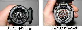 range rover sport 13 pin dedicated wiring kit sept 2009 2012